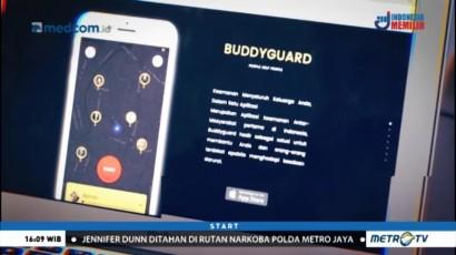 BuddyGuard, Aplikasi Solusi Keamanan Masyarakat