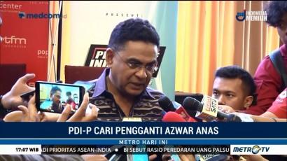 PDI Perjuangan Cari Pengganti Azwar Anas