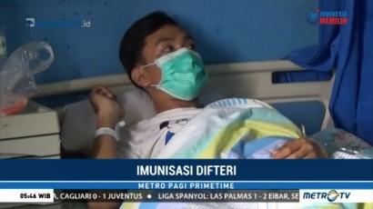 Tak Hanya Anak-anak, Orang Dewasa Juga Diimbau Lakukan Imunisasi Difteri