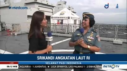 Cerita Srikandi Angkatan Laut Indonesia (1)