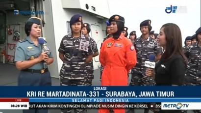 Cerita Srikandi Angkatan Laut Indonesia (2)