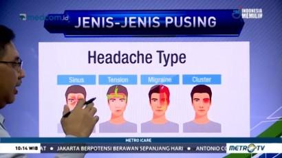 Kenali Berbagai Jenis Sakit Kepala