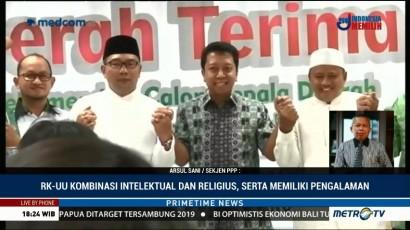 PPP: RK-UU Kombinasi Intelektual dan Religius