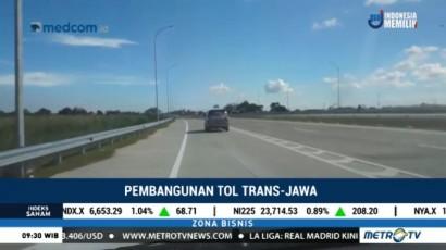 Tol Solo-Ngawi Masuk Tahap Akhir
