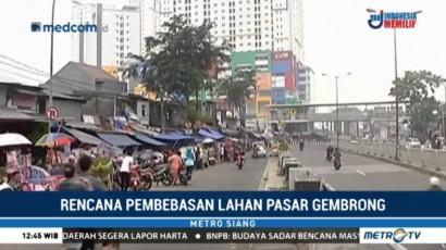 Rencana Penggusuran Pasar Gembrong Masih Dikaji
