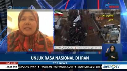 Penuhi Tuntutan Pendemo, Situasi Iran Kembali Kondusif