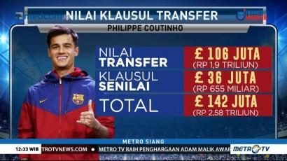 Liverpool Tergoda Rayuan Uang Barcelona