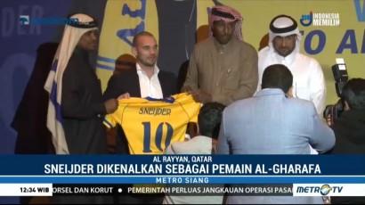 Wesley Sneijder Hijrah ke Liga Qatar
