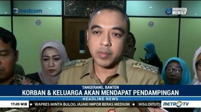 Bupati Tangerang: Keluarga dan Korban Pedofilia Mendapat Perlindungan