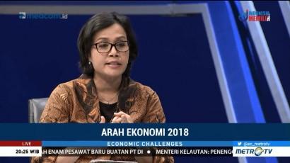 Anggaran Belanja Infrastruktur 2018 Dinilai Membebani, Menkeu: Itu Relatif