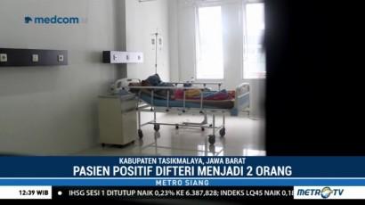 Pasien Positif Difteri di Tasikmalaya Bertambah