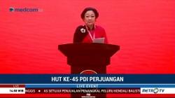 Pidato Megawati di HUT ke-45 PDIP (2)