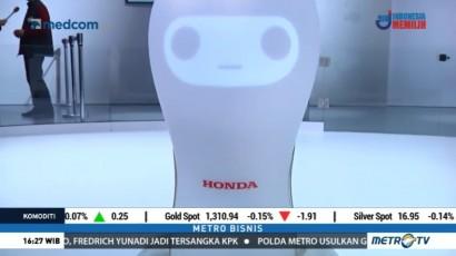 Dari Ponsel hingga Robot Turut Menyemarakkan Consumer Electronic Show 2018
