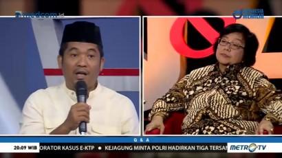 Menteri Siti Nurbaya Bicara PHK Massal Akibat Regulasi Gambut