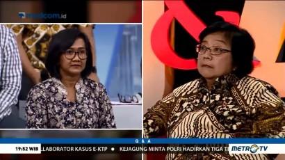 UU P3H Tidak Mampu Jerat Korporasi, Ini Penjelasan Menteri LHK