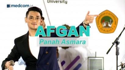 Musik Metro: Afgan - Panah Asmara