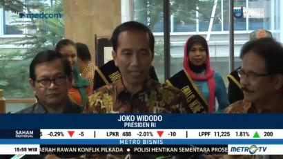 Jokowi Dukung Penenggelaman Kapal Pencuri Ikan