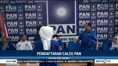 PAN Buka Pendaftaran Bacaleg untuk Pemilu 2019