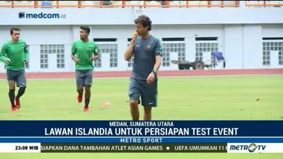Lawan Islandia, Persiapan Timnas Menuju Asian Games