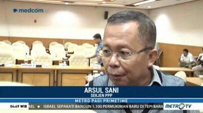 PPP Tak akan Pecat Ketua DPW Sumut