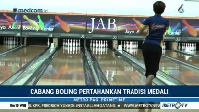 Persiapan Timnas Boling Indonesia Jelang Asian Games