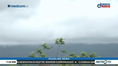 Gunung Agung Keluarkan Abu Vulkanis Setinggi 2.500 Meter