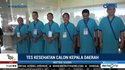 Paslon Gubernur Sumut akan Jalani Tes Bebas Narkoba