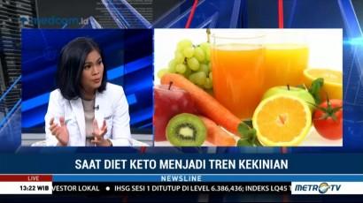 Mengenal Diet Keto yang Sedang Kekinian (1)