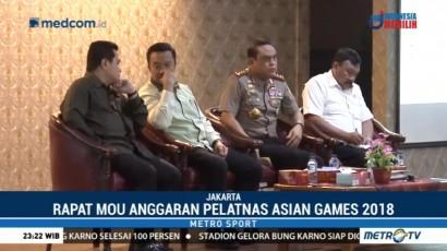 Kemenpora Gelar Rapat Koordinasi Peningkatan Prestasi Atlet Asian Games 2018