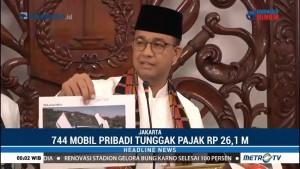 Tunggakan Pajak Mobil Mewah di DKI Jakarta Capai Rp44,9 M