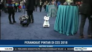 Beragam Perangkat Serba Pintar di CES 2018