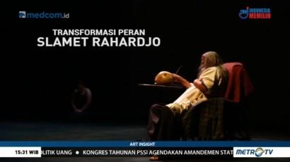 Transformasi Peran Slamet Rahardjo (1)