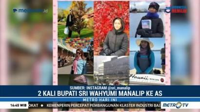 Pelesir ke AS tanpa Izin, Mendagri Berhentikan Sementara Bupati Talaud