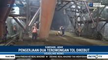 Pengerjaan Terowongan Tol Cisumdawu Dikebut