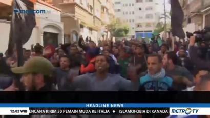 Mesir Diminta Investigasi Penembakan Nelayan Palestina