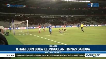 Timnas Indonesia Takluk 1-4 dari Islandia