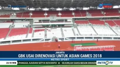 Laga Timnas Indonesia vs Islandia Jadi Debut GBK