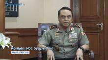 Wawancara Khusus: Komjen Pol Syafruddin (Bagian 1)