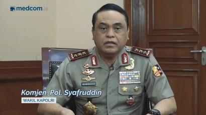 Wawancara Khusus: Komjen Pol Syafruddin (Bagian 2)