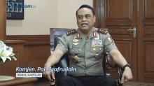 Wawancara Khusus: Komjen Pol Syafruddin (Bagian 3)