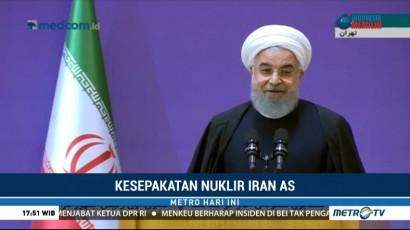 Rouhani: AS Gagal Lemahkan Kesepakatan Nuklir Iran