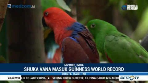 Berkunjung ke Surga Burung di India