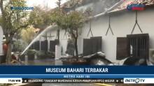 Begini Kondisi Museum Bahari Usai Terbakar