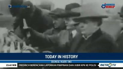Berbagai Peristiwa Bersejarah Pada 16 Januari