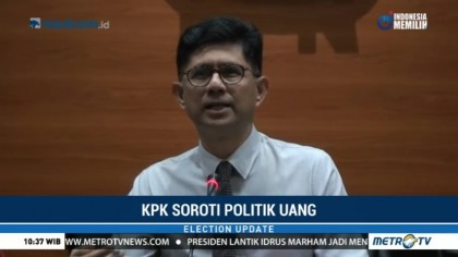 KPK Imbau Masyarakat Tak Pilih Calon Kepala Daerah yang Beli Suara