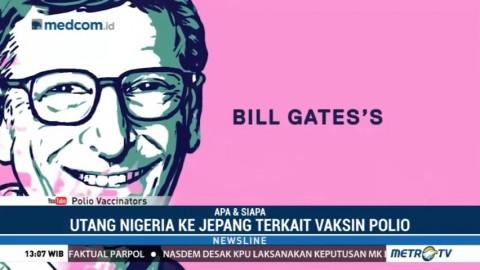 Bill Gates Lunasi Utang Nigeria Rp1,2 Triliun