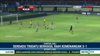 Bali United Lewati Rintangan Pertama Menuju Liga Champions Asia