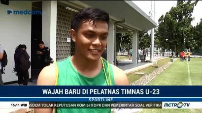 Anak Bejo Sugiantoro Jadi Wajah Baru di Timnas U-23