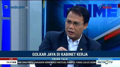 PDIP Pegang Komitmen Jokowi Tolak Menteri Rangkap Jabatan