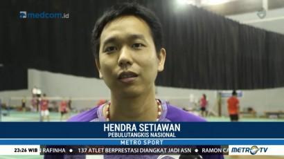 Hendra Setiawan Kembali Pulang ke Pelatnas Cipayung